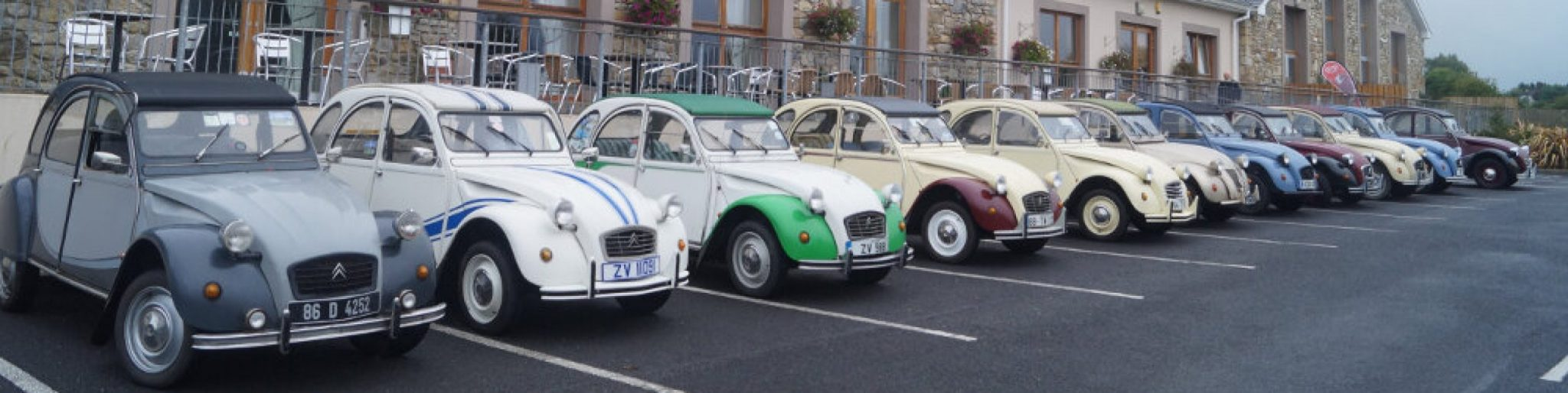 Irish 2cv Club